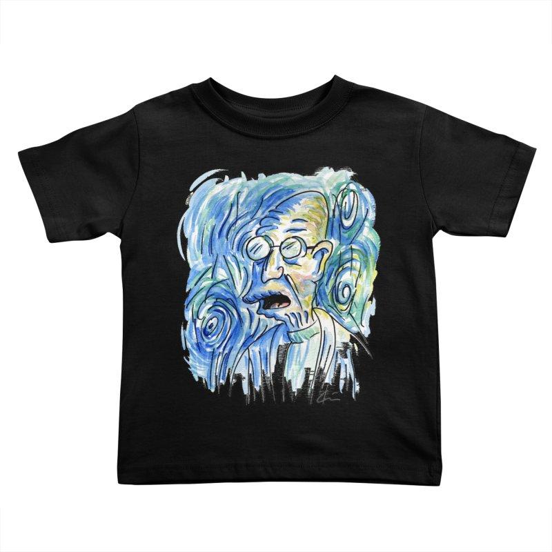 Vincent Van Hubert Kids Toddler T-Shirt by luisquintano's Artist Shop
