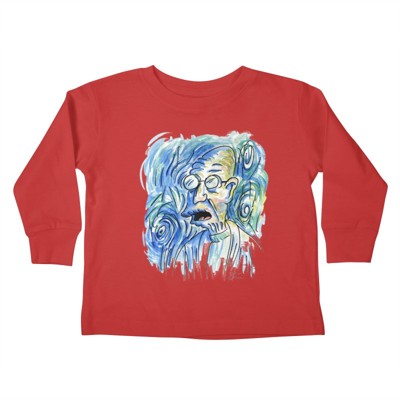 Vincent Van Hubert Kids Toddler Longsleeve T-Shirt by luisquintano's Artist Shop