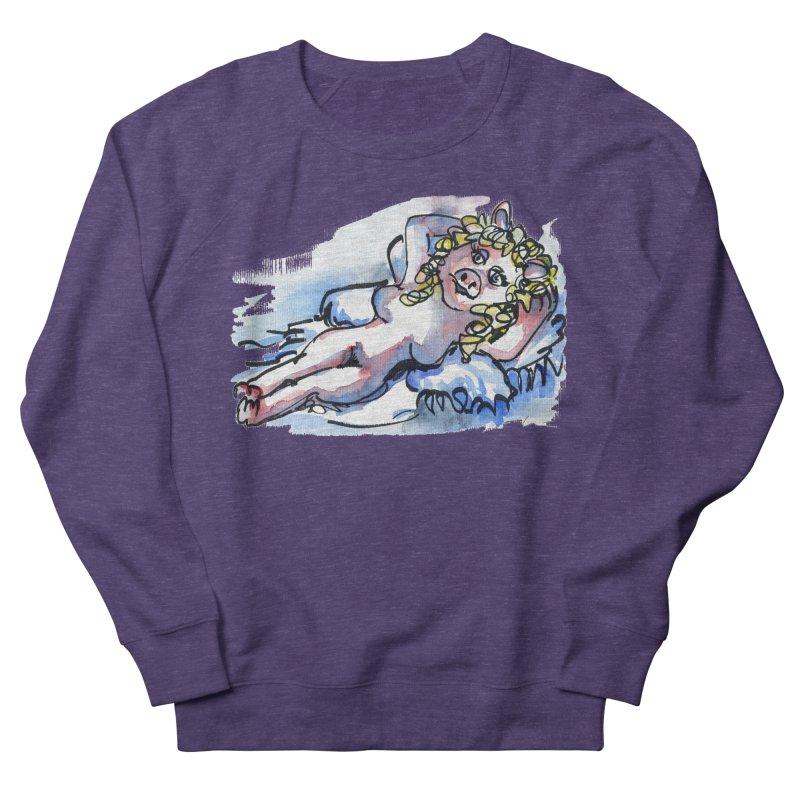 Nude Peggy Men's Sweatshirt by luisquintano's Artist Shop