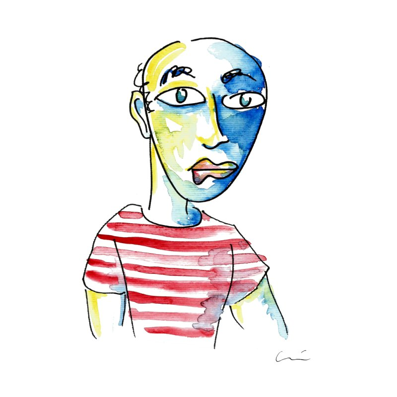 Picasso None  by luisquintano's Artist Shop