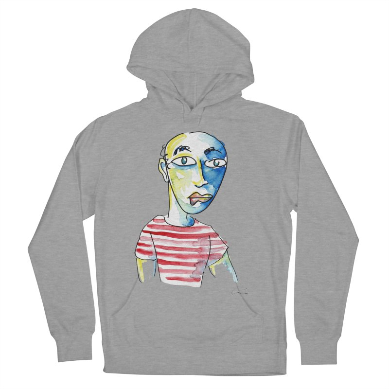 Picasso Men's Pullover Hoody by luisquintano's Artist Shop