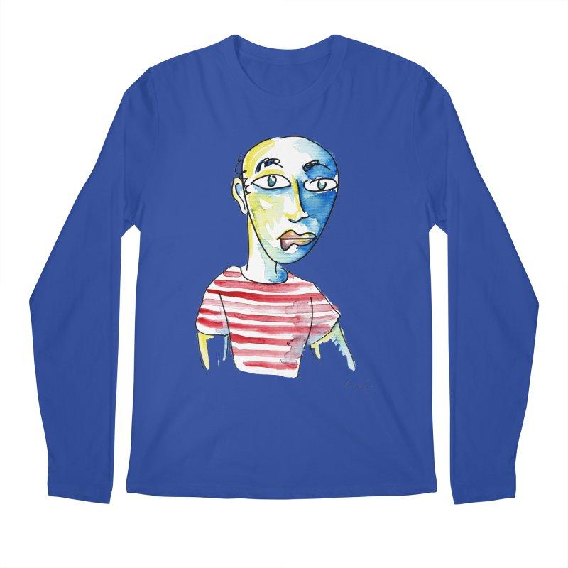 Picasso Men's Longsleeve T-Shirt by luisquintano's Artist Shop
