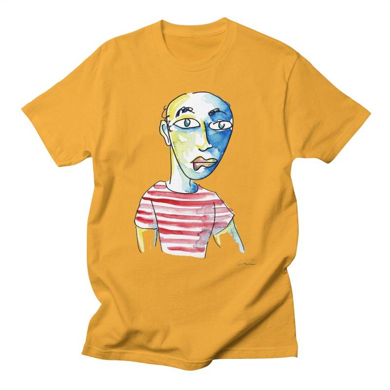 Picasso Men's T-Shirt by luisquintano's Artist Shop