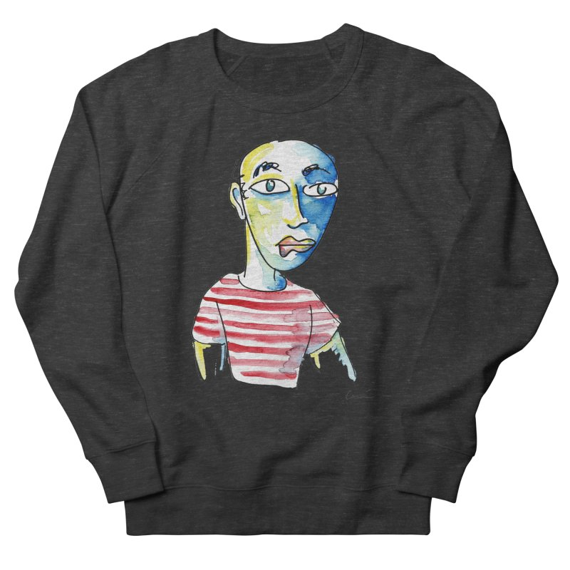 Picasso Men's Sweatshirt by luisquintano's Artist Shop