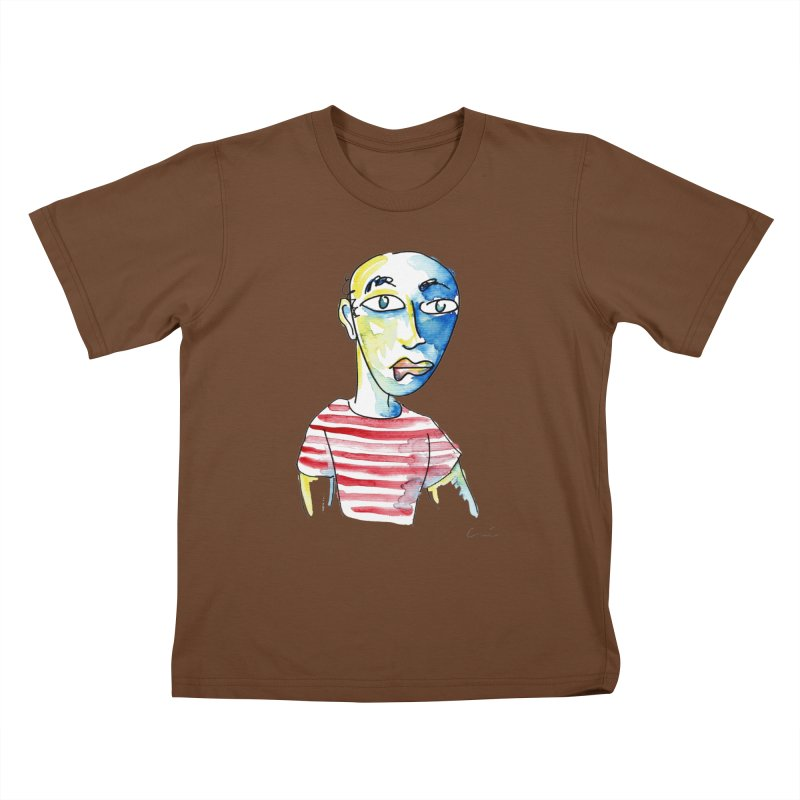 Picasso Kids T-Shirt by luisquintano's Artist Shop