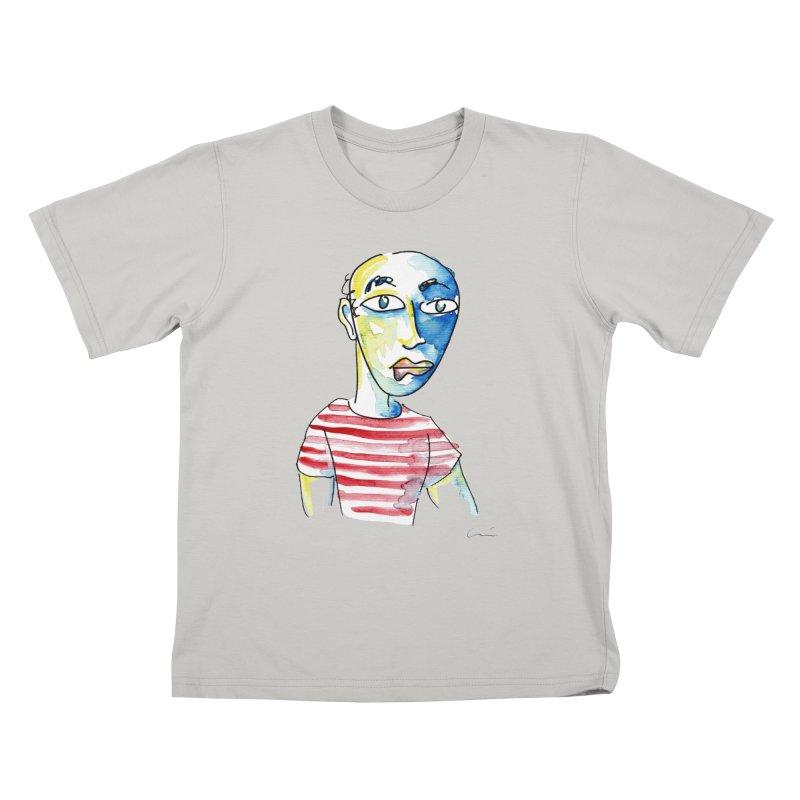 Picasso Kids T-shirt by luisquintano's Artist Shop