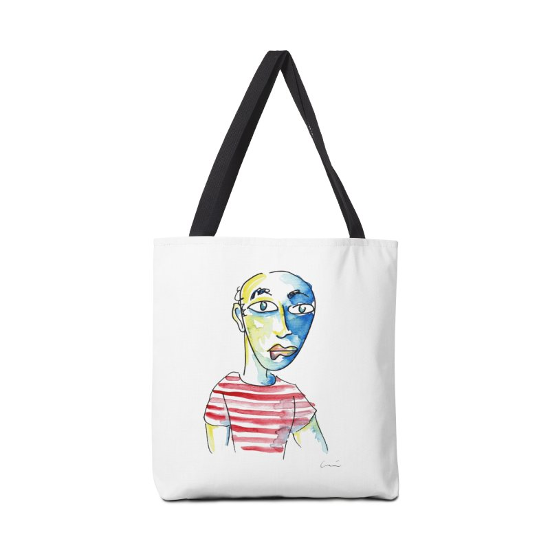 Picasso Accessories Bag by luisquintano's Artist Shop