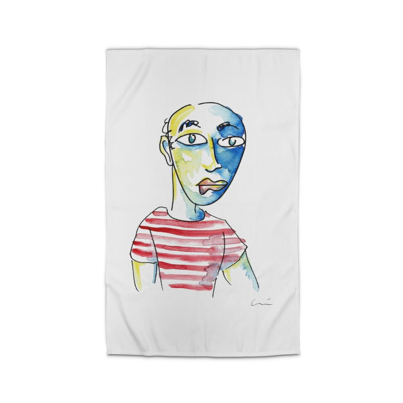 Picasso Home Rug by luisquintano's Artist Shop
