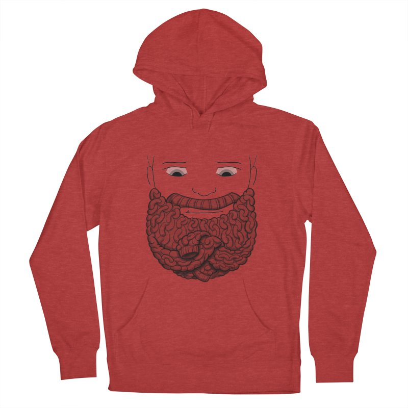 Face Sweater Women's Pullover Hoody by Luke Wisner