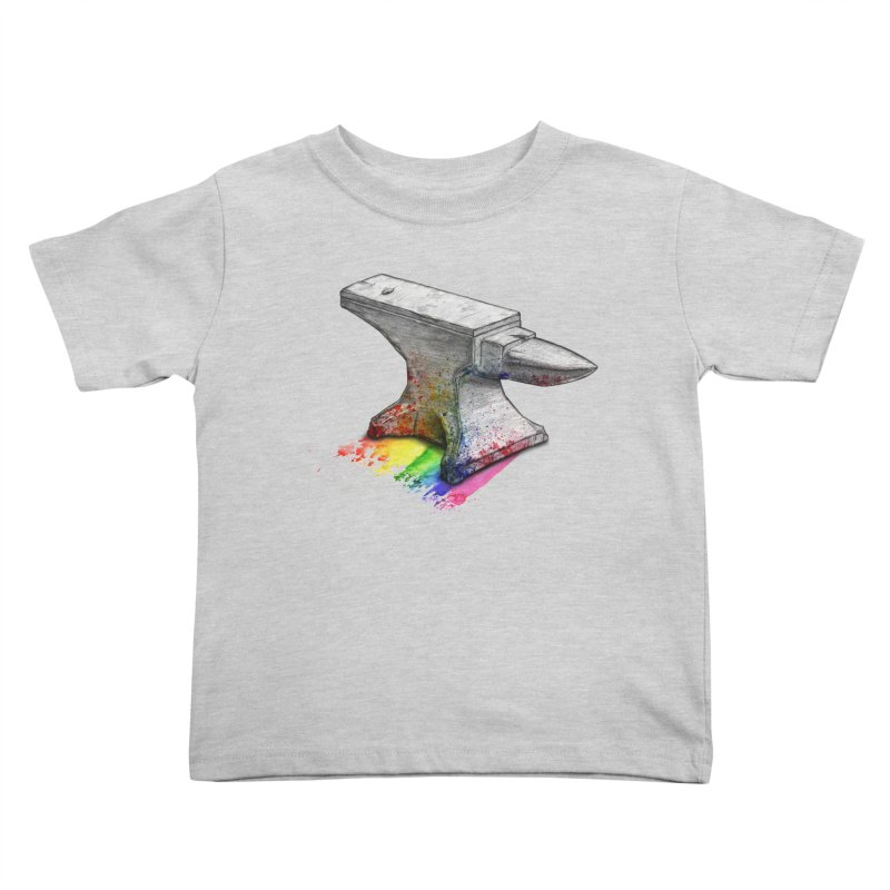 Comedic Depression Kids Toddler T-Shirt by Luke Wisner