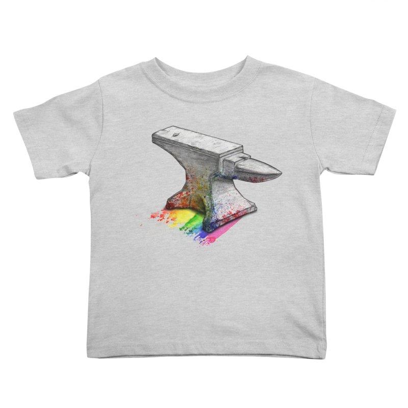 Comedic Depression Kids Toddler T-Shirt by Luke Wisner