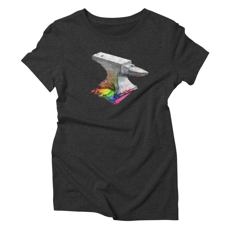 Comedic Depression Women's Triblend T-Shirt by Luke Wisner