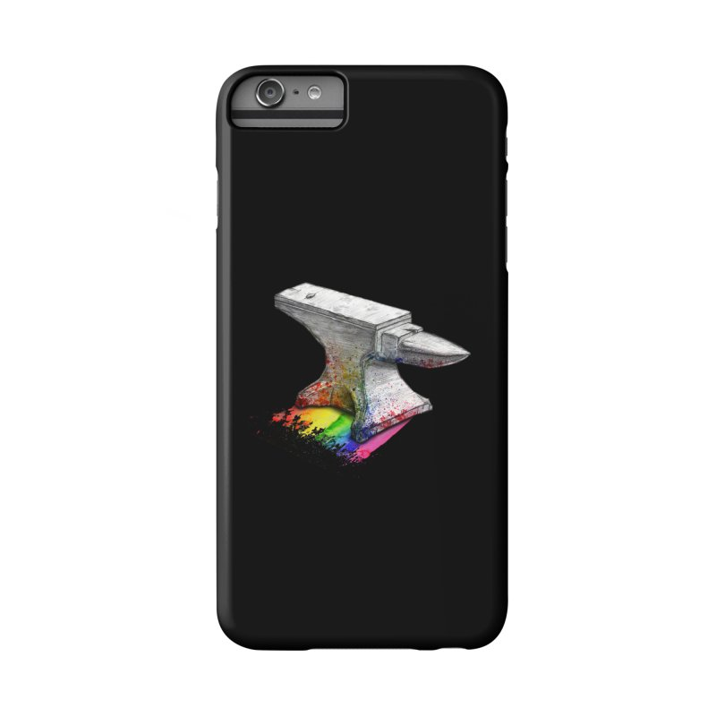 Comedic Depression Accessories Phone Case by Luke Wisner