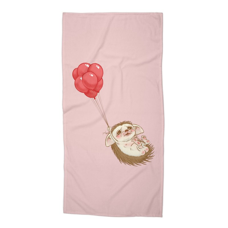 Fallaphobia Accessories Beach Towel by Luke Wisner