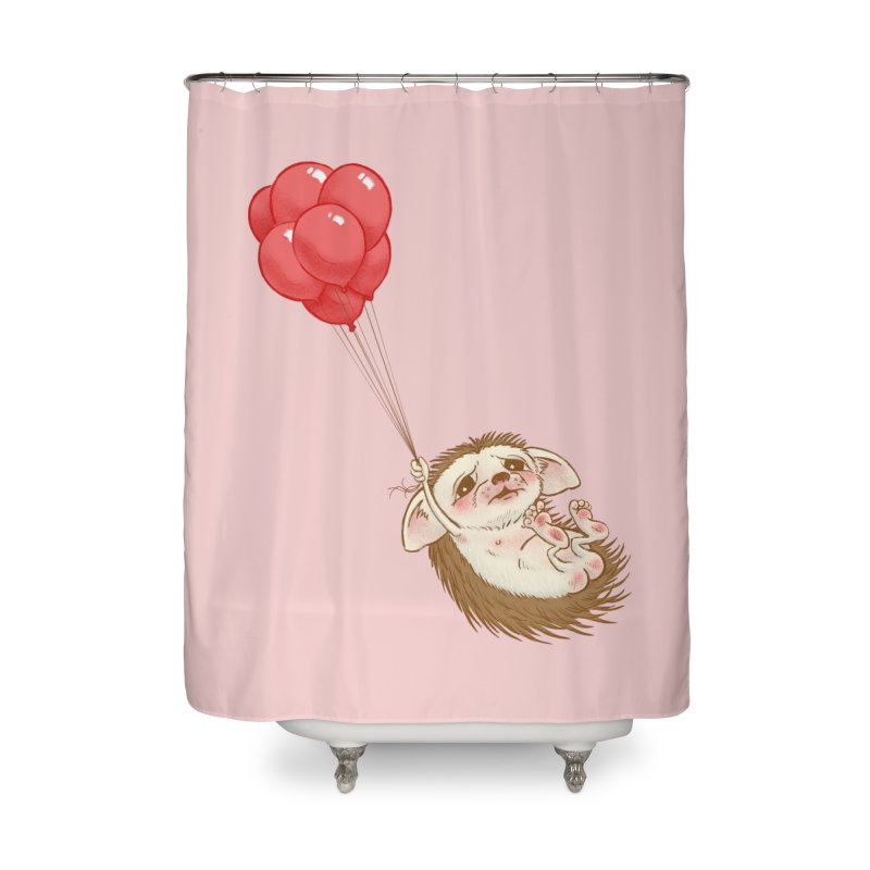 Fallaphobia Home Shower Curtain by Luke Wisner