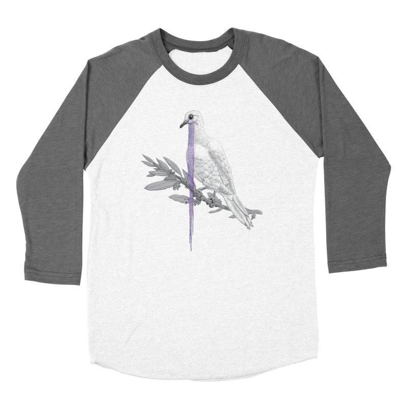 When Dove's Cry Women's Longsleeve T-Shirt by Luke Wisner