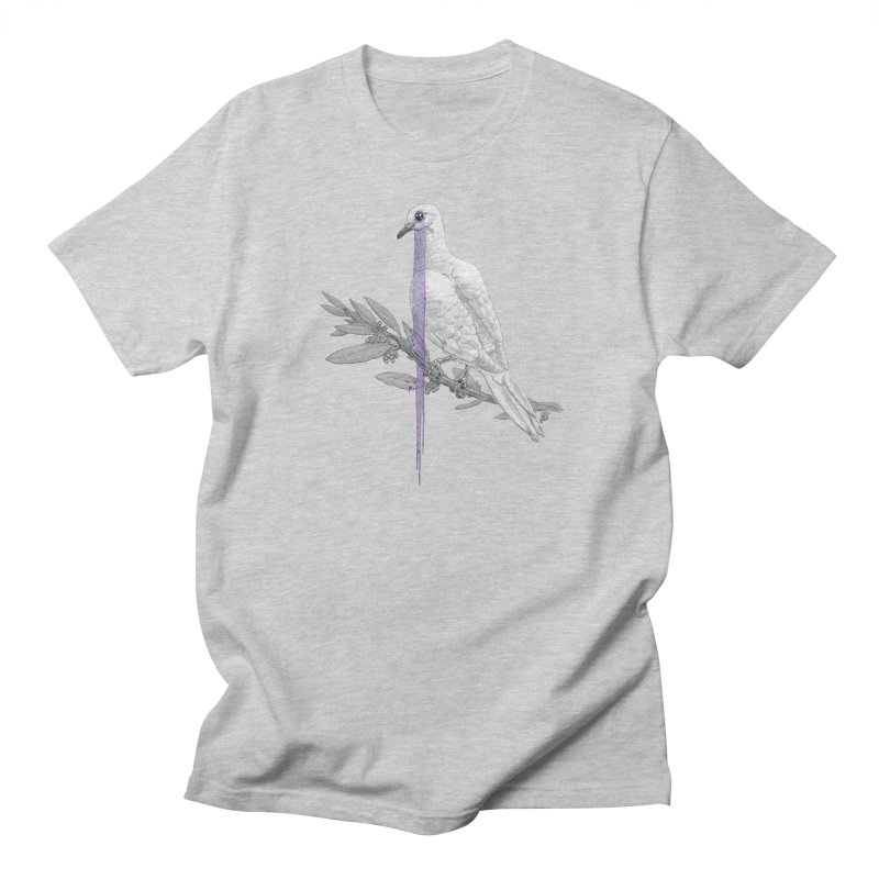 When Dove's Cry Women's Unisex T-Shirt by Luke Wisner