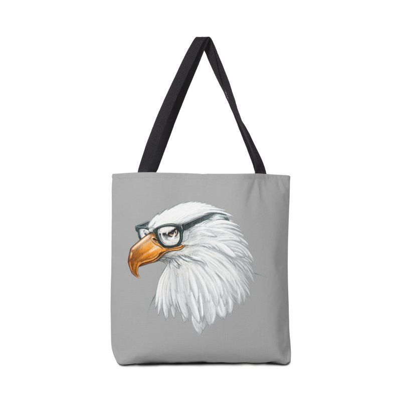 Eagle Eye Accessories Bag by Luke Wisner