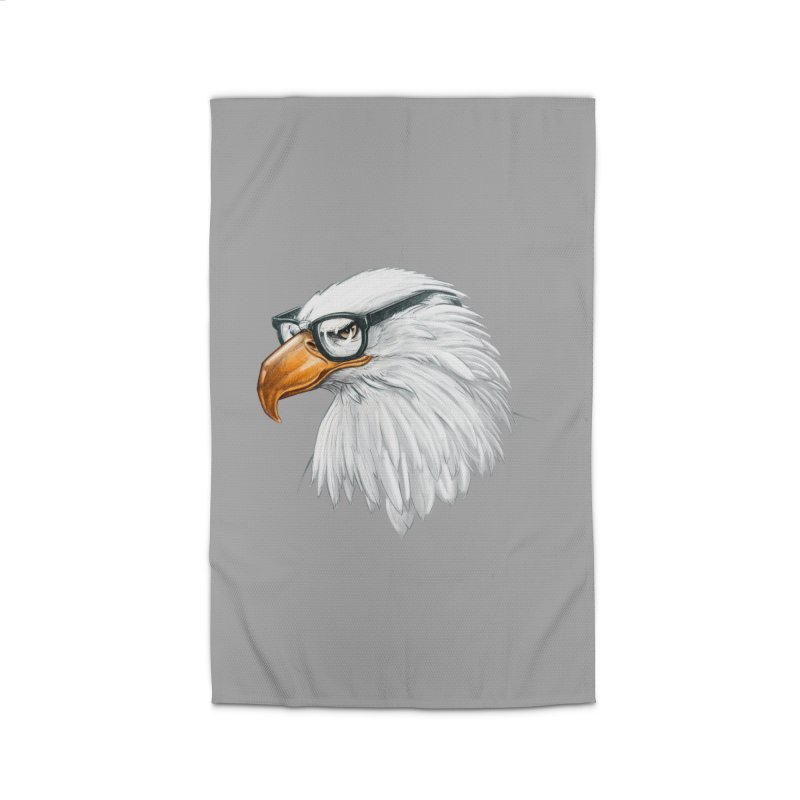 Eagle Eye Home Rug by Luke Wisner