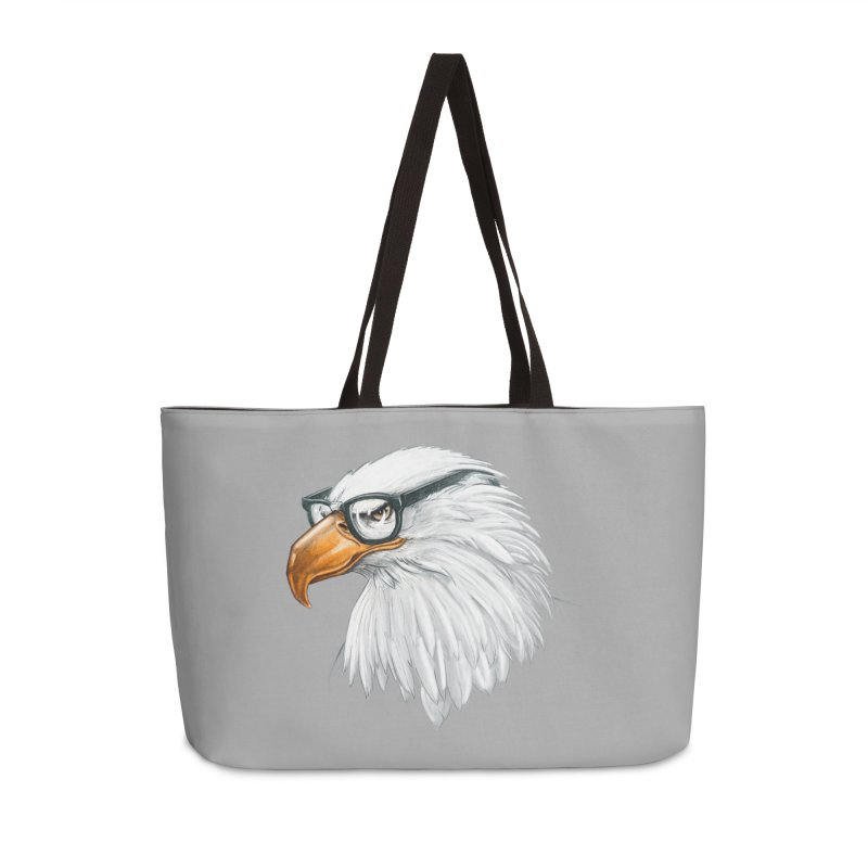 Eagle Eye Accessories Weekender Bag Bag by Luke Wisner