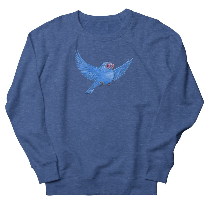Optimism Men's French Terry Sweatshirt by Luke Wisner
