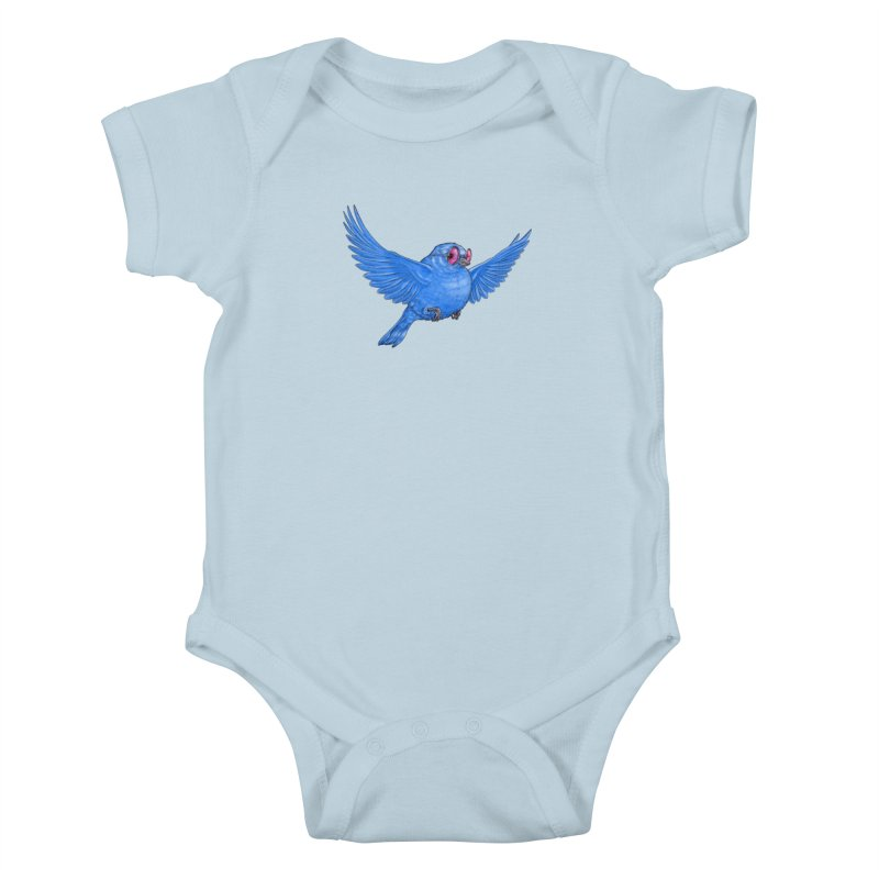 Optimism Kids Baby Bodysuit by Luke Wisner