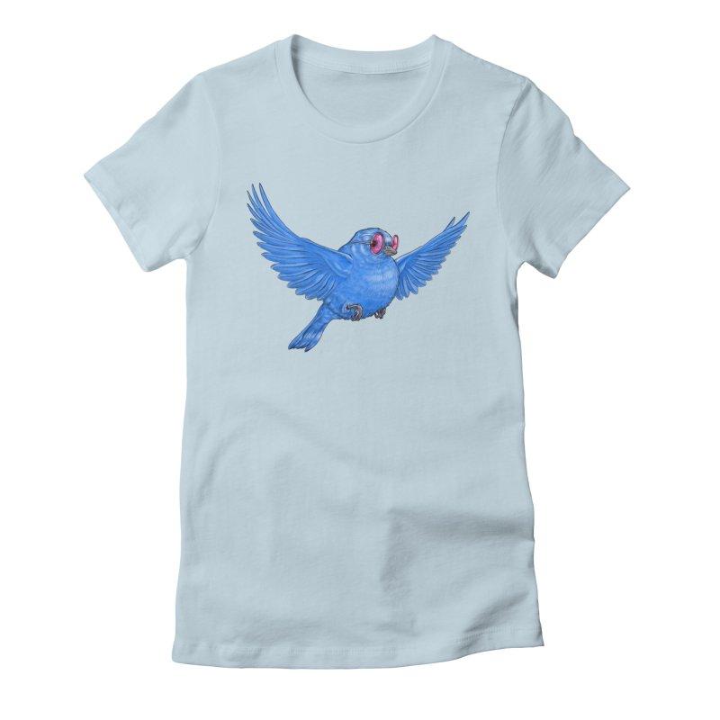 Optimism Women's T-Shirt by Luke Wisner
