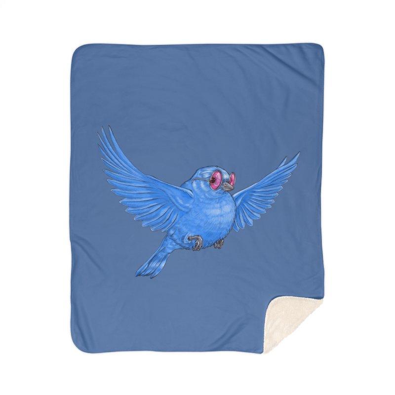 Optimism Home Sherpa Blanket Blanket by Luke Wisner