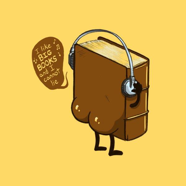 image for I like BIG BOOKS