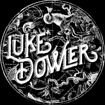 Luke Dowler Merch Logo