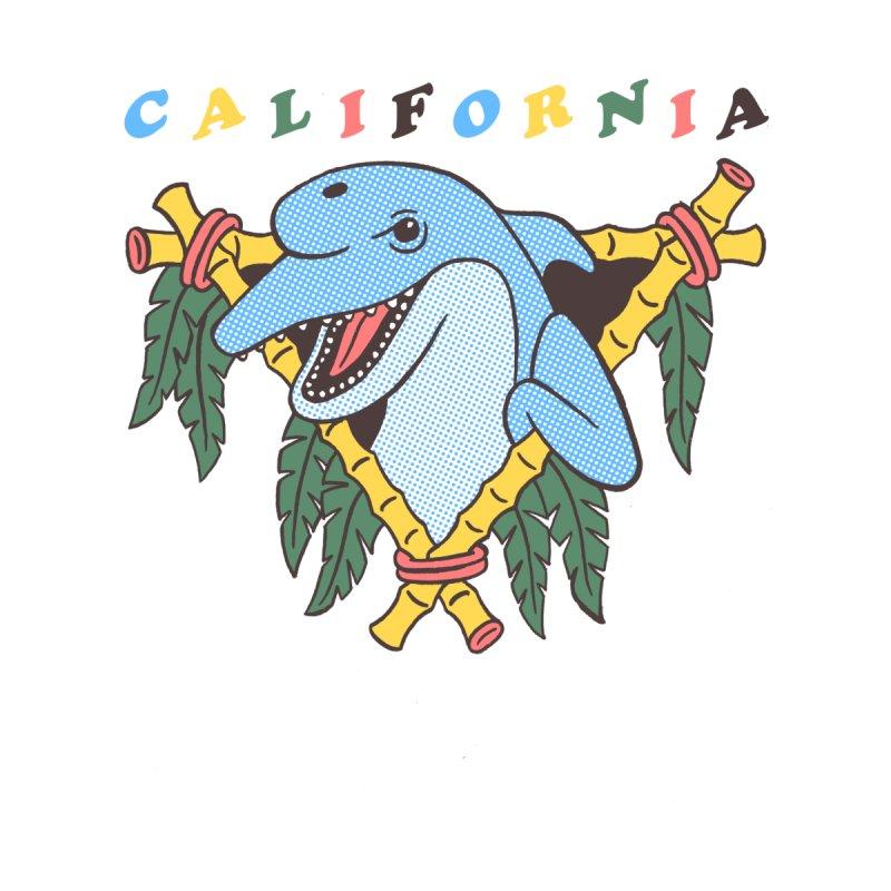 California Dolphin by Luke Pelletier