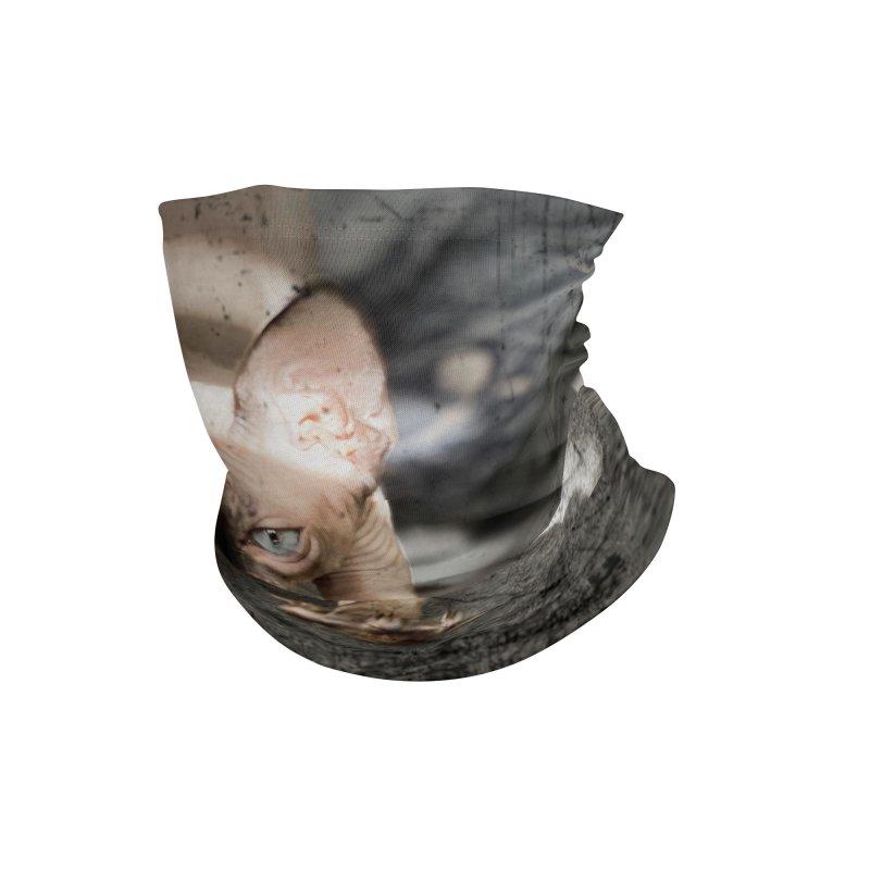 Cat Scratch Fever Accessories Neck Gaiter by Luke the Lightbringer Artist Shop