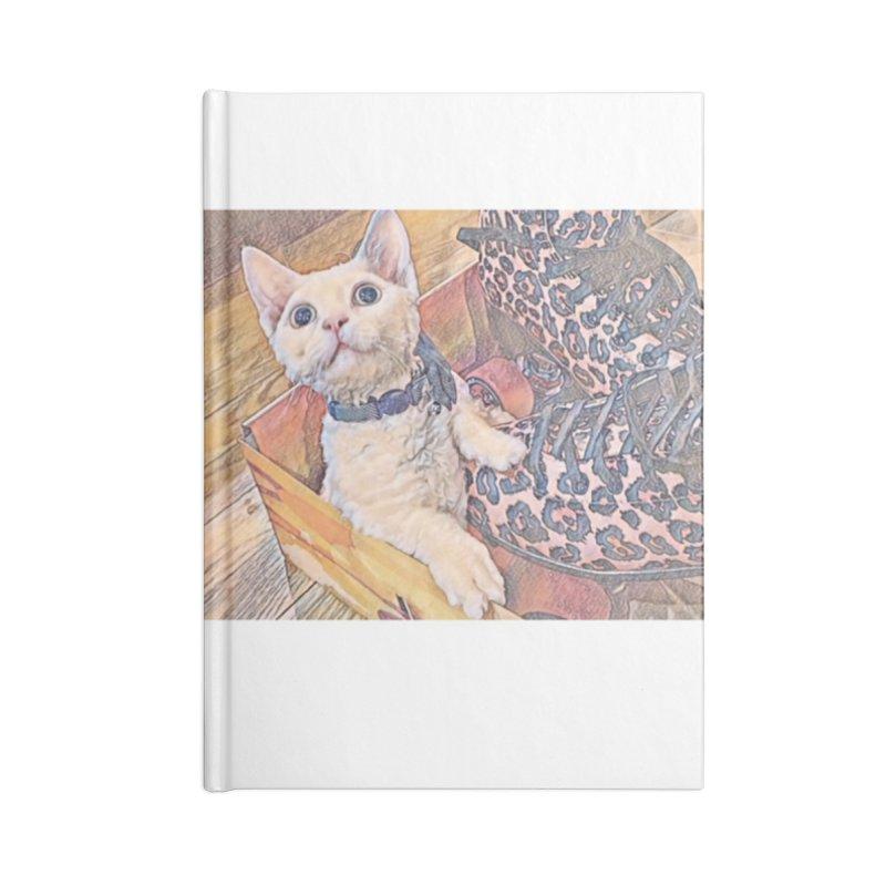 Skater Boi Accessories Notebook by Luke the Lightbringer Artist Shop