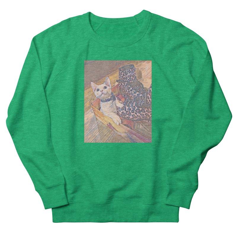 Skater Boi Women's Sweatshirt by Luke the Lightbringer Artist Shop
