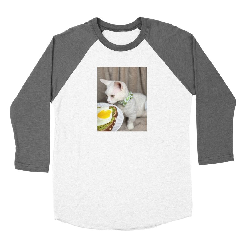 Hipster Cat Women's Longsleeve T-Shirt by Luke the Lightbringer Artist Shop