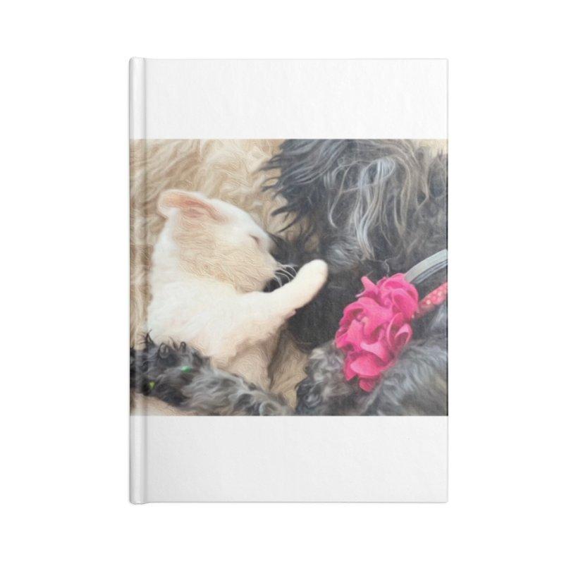 Love Accessories Notebook by Luke the Lightbringer Artist Shop