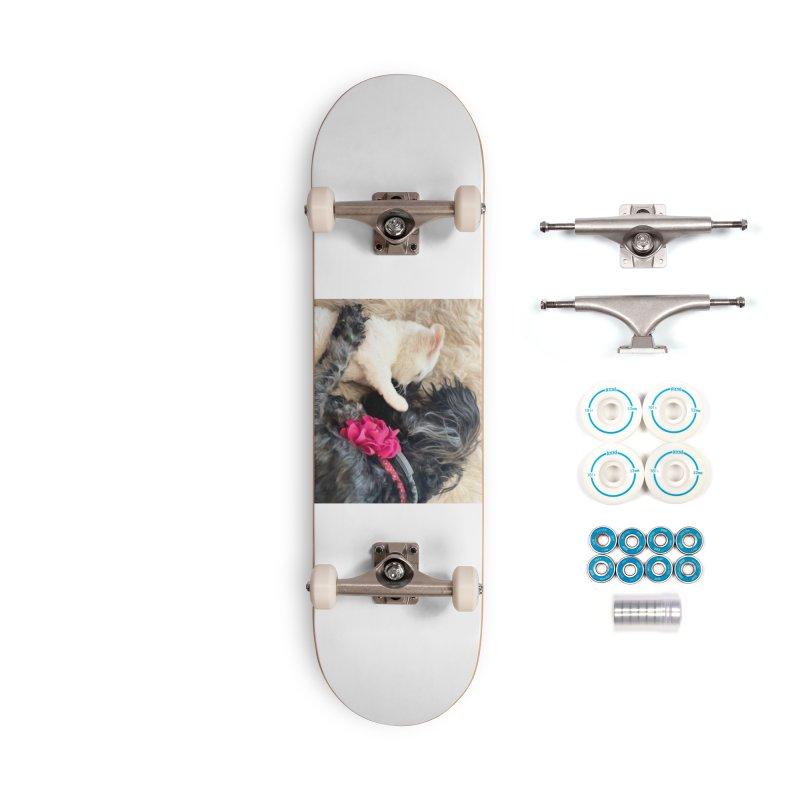 Love Accessories Skateboard by Luke the Lightbringer Artist Shop