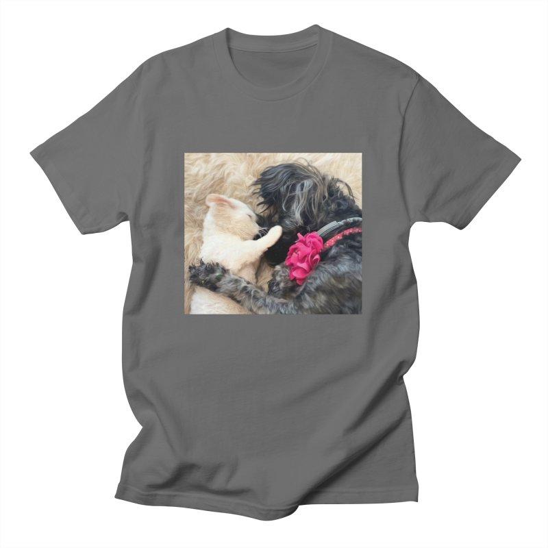 Love Men's T-Shirt by Luke the Lightbringer Artist Shop