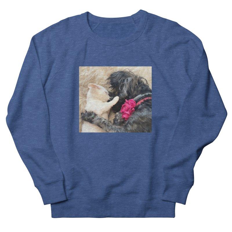 Love Men's Sweatshirt by Luke the Lightbringer Artist Shop