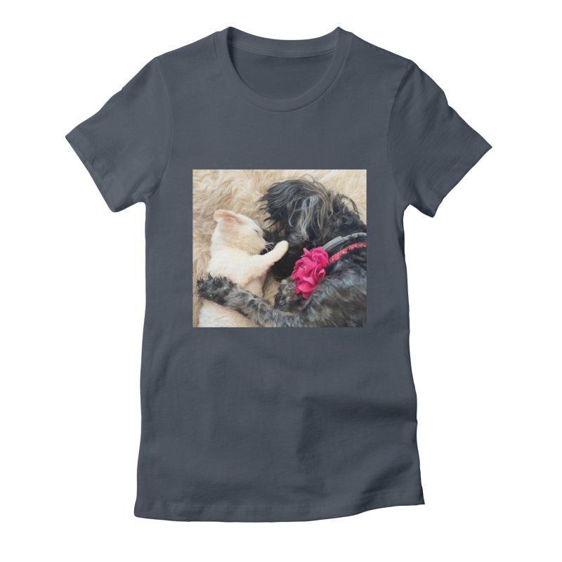 Love Women's T-Shirt by Luke the Lightbringer Artist Shop