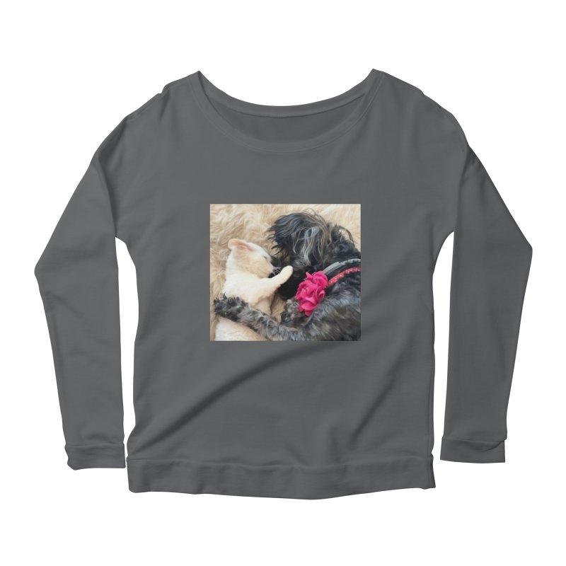 Love Women's Longsleeve T-Shirt by Luke the Lightbringer Artist Shop
