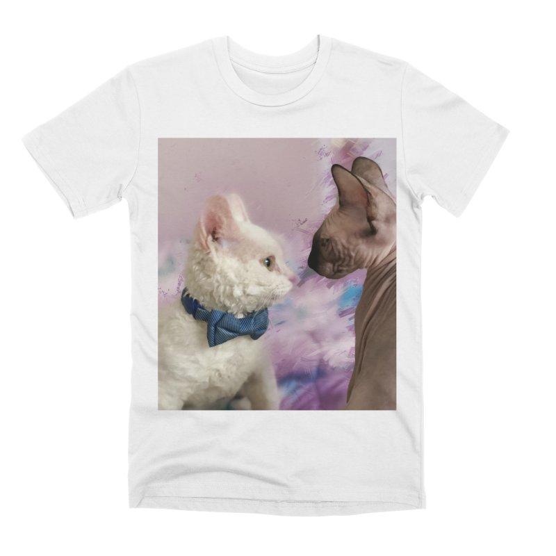 When I Look into Your Eyes Men's T-Shirt by Luke the Lightbringer Artist Shop