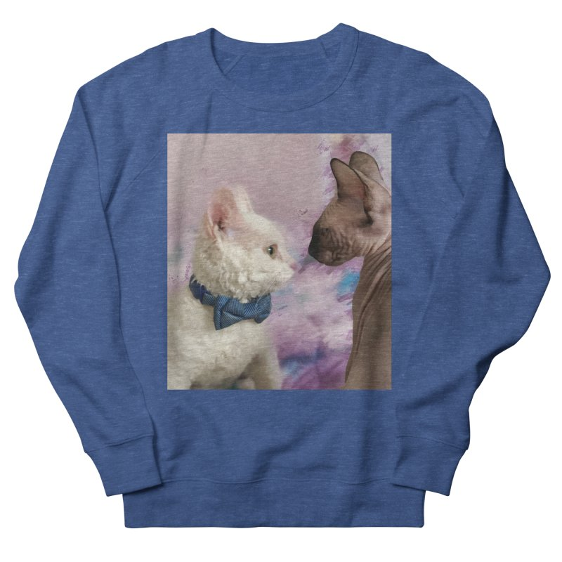 When I Look into Your Eyes Men's Sweatshirt by Luke the Lightbringer Artist Shop