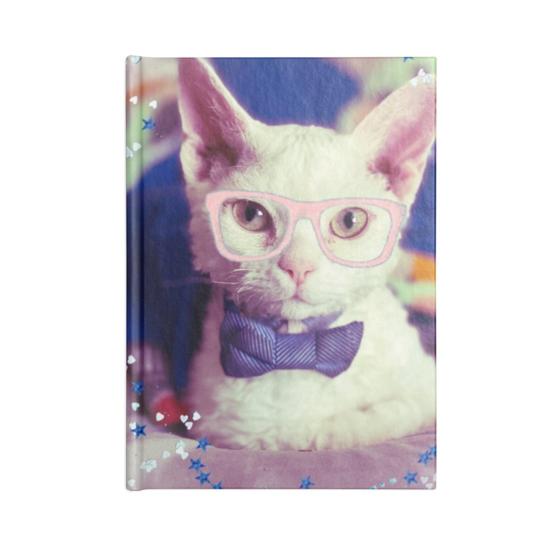 Do These Glasses Make Me Look Smart? Accessories Notebook by Luke the Lightbringer Artist Shop