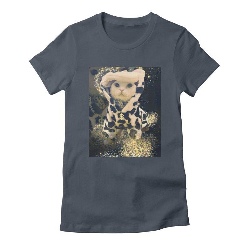 Bling! Women's T-Shirt by Luke the Lightbringer Artist Shop