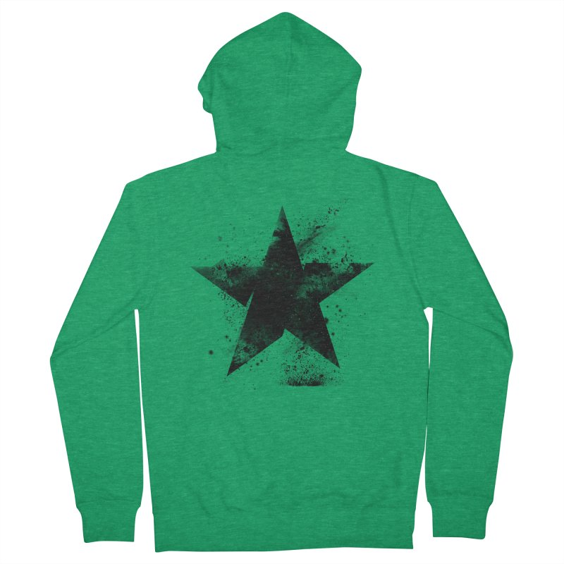 Broken Star Women's Zip-Up Hoody by Lumi