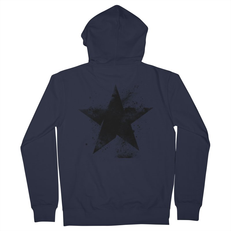 Broken Star Women's French Terry Zip-Up Hoody by Lumi