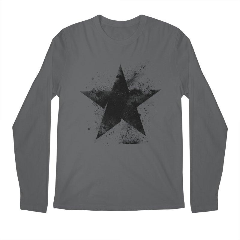Broken Star Men's Regular Longsleeve T-Shirt by Lumi