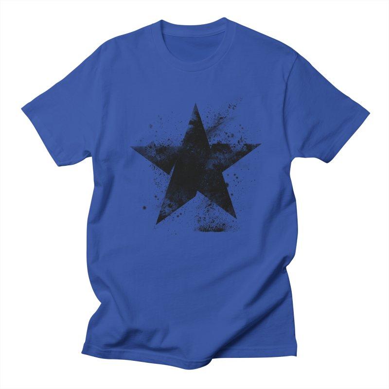 Broken Star Men's Regular T-Shirt by Lumi