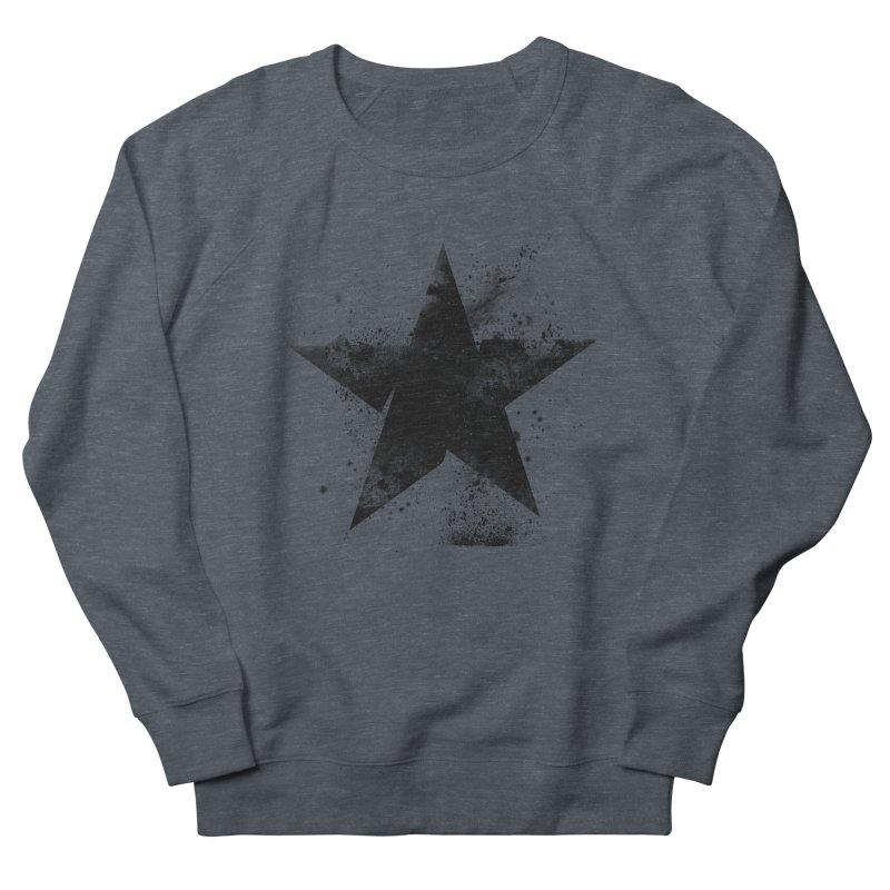 Broken Star Women's French Terry Sweatshirt by Lumi